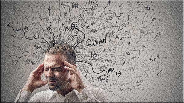 التوتر النفسي اثناء فترة الأوبئة