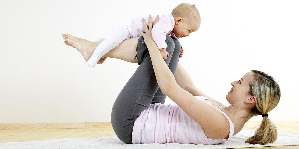 تقليل الوزن بعد الولادة
