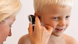 إلتهابات الأذن الوسطى