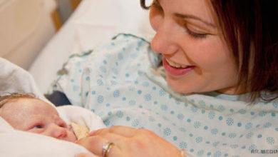 Photo of رحلة الحمل والولادة الطبيعية