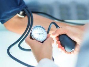 تشخيص إرتفاع ضغط الدم