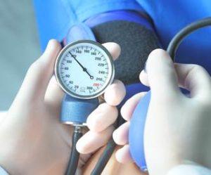 الإصابة بارتفاع ضغط الدم