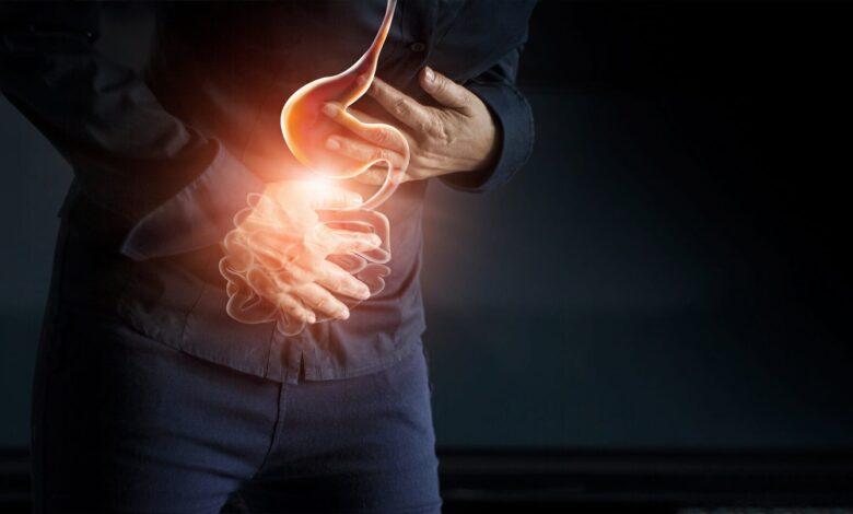 أعراض قرحة المعدة
