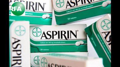 Photo of الأسبرين Aspirin والاحتياطات والمخاطر