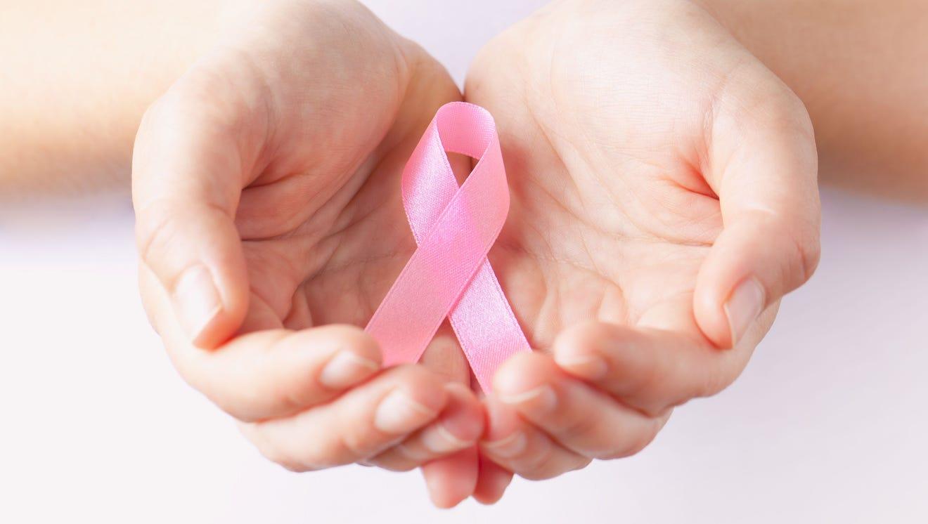الأورام الحميدة للثدي