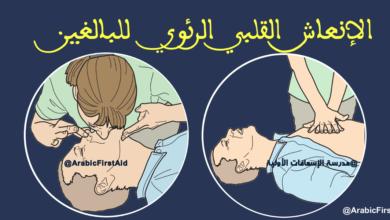 Photo of الانعاش القلبي و الرئوي الأساسي(CPR)