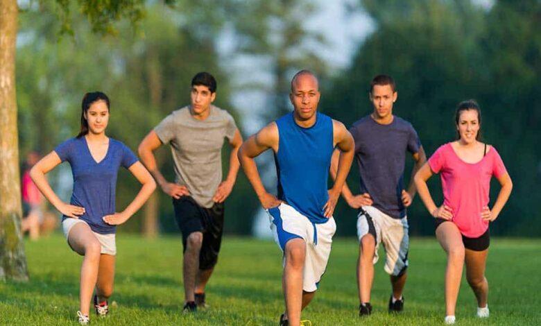الرياضة و صحة الأطفال النفسية