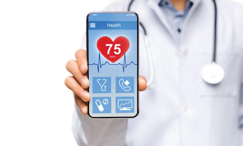 تطبيقات الهاتف المحمول في الرعاية الصحية