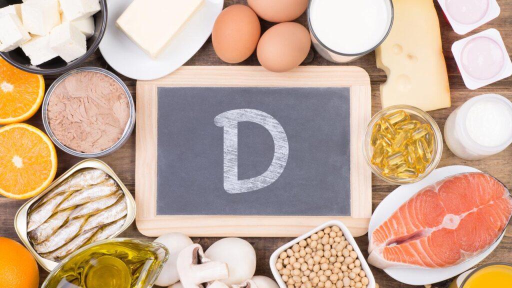 فيتامين د و الكالسيوم