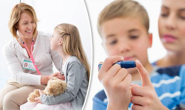 مرض السكر عند الأطفال