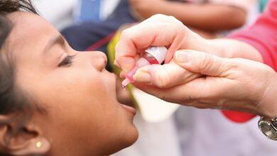 Photo of تطعيم فيروس شلل الاطفال الجديد