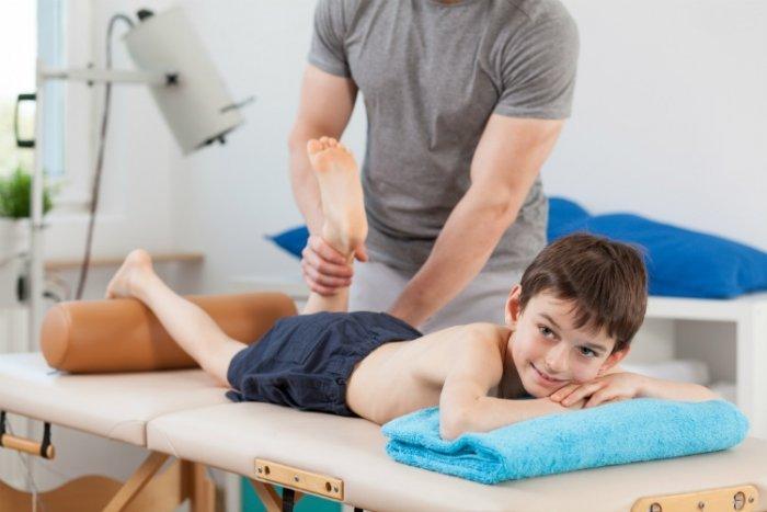 مرض وهن العضلات عند الأطفال