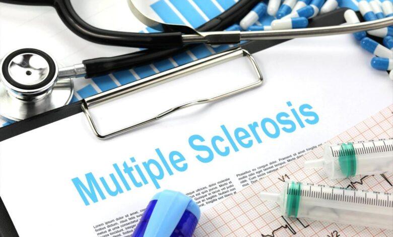 مرض التصلب المتعدد Ms