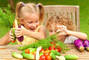 أطعمة لصحة طفلك يحبها الأطفال