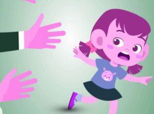 منع التحرش بالأطفال