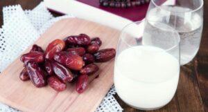 النظام الغذائي في شهر رمضان