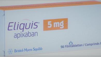 Photo of كل ما تريد معرفته عن دواء Eliquis – دواعي الإستعمال وآثاره الجانبية