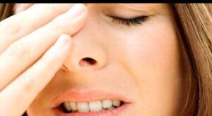 سبب صداع العين