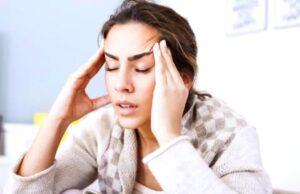 سبب صداع الرأس