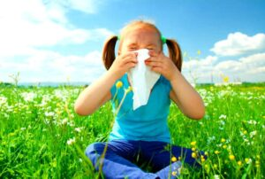 أمراض فصل الربيع